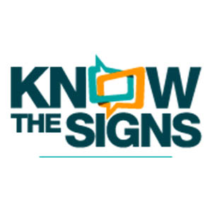 Know The Signs | Tehama County Health Services