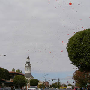 Red Balloons | Tehama County Health Services