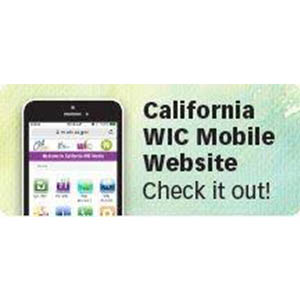 WIC Mobile | Tehama County Health Services