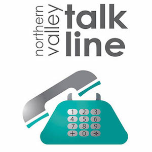 Northern Valley Talk-LIne | Tehama County Health Services