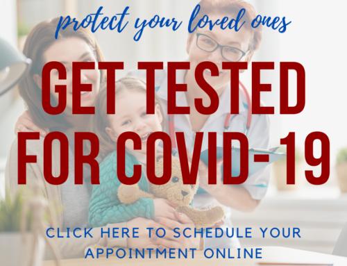 COVID-19 Testing Clinic in Los Molinos 7/15/2020