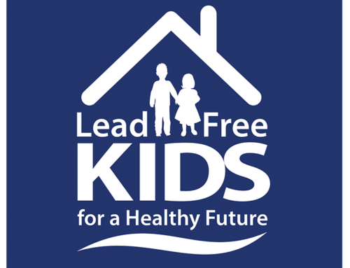 PSA: Lead Poisoning Prevention Week
